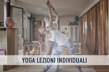 yoga lezioni individuali OVER